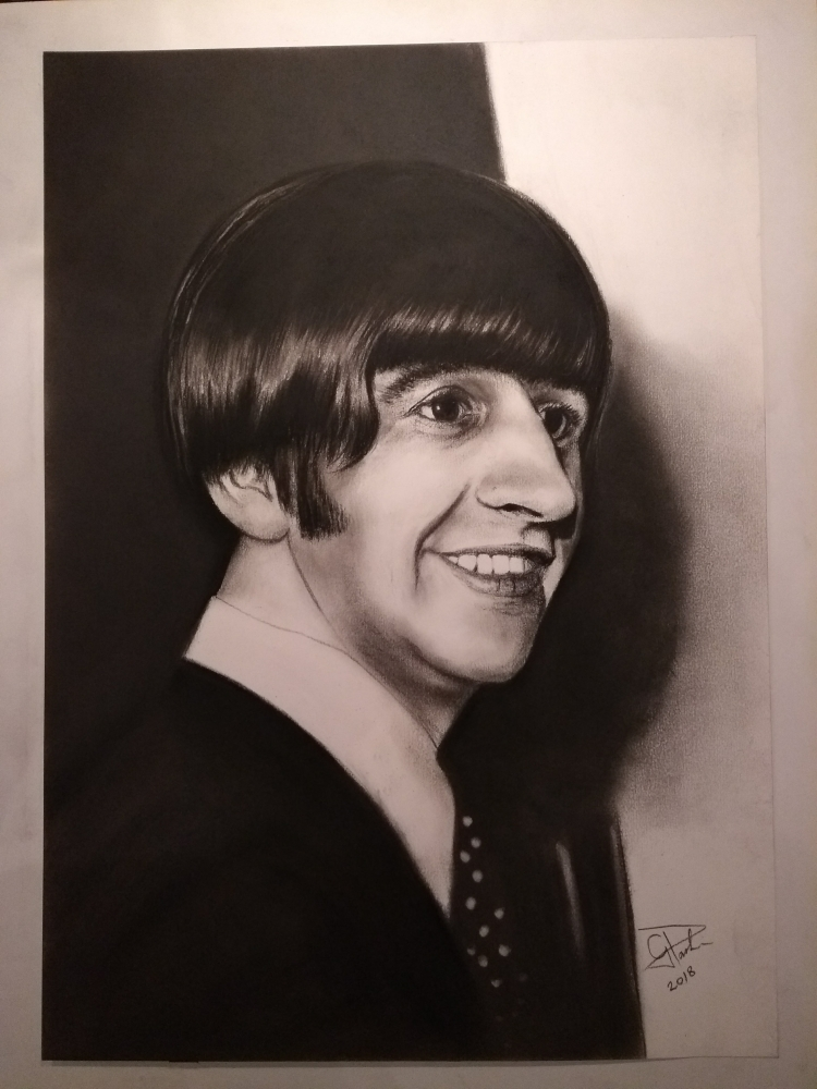 Ringo Starr by GP1805